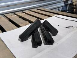 Charcoal briquette hexagonal - photo 1
