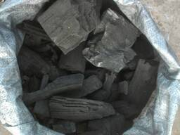 Charcoal production and sale