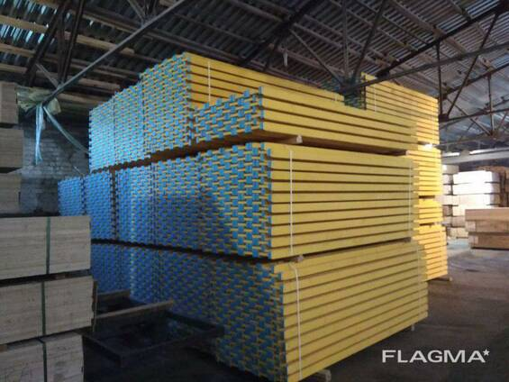 Formwork timber wood beam for concrete