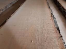 Oak boards not edged, dry - 8%, 50mm 3m AA/AB grade
