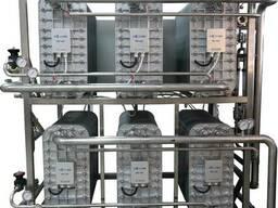 Electrodeionization systems L-EDI