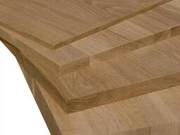 Solid oak board grade AB BC CC 100-300 m3/month
