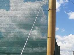 Теневая сетка - защита от непогоды для агроплощадок - фото 5