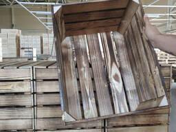 Винные декоративные ящики (тумбочки)